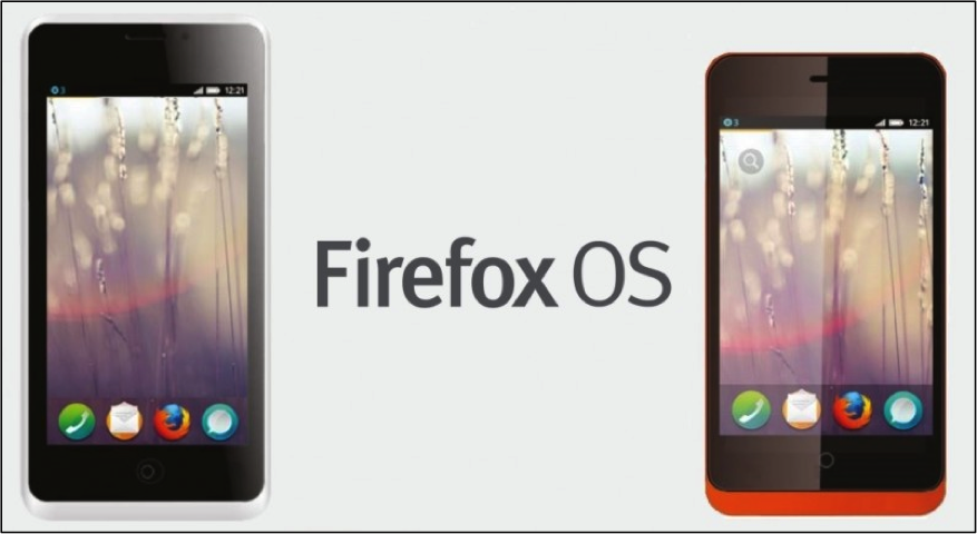 Peak and Keon devices featuring Firefox OS