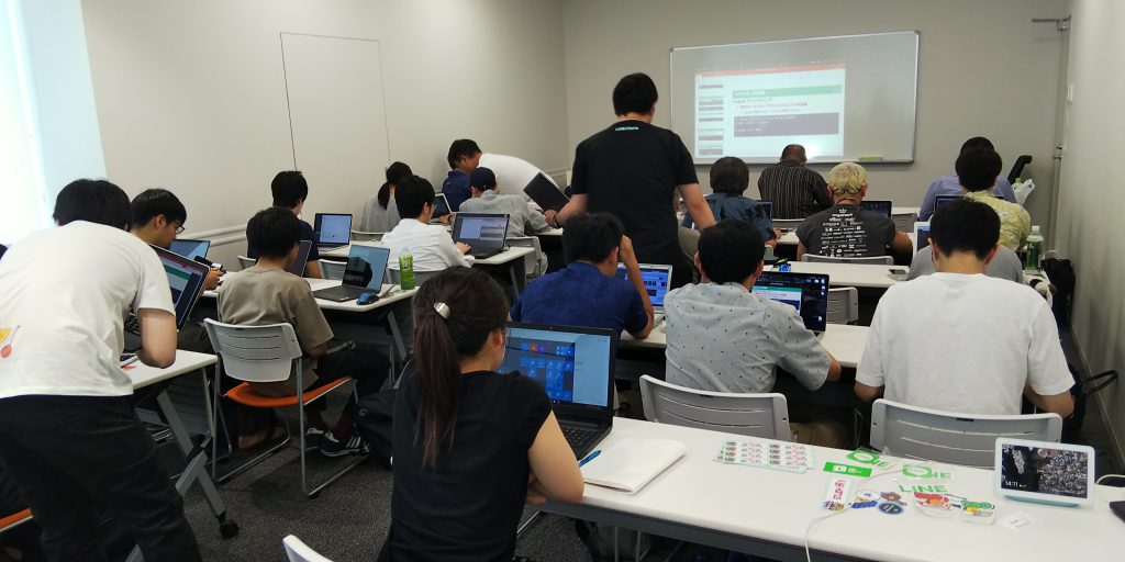 LINE Developer Grouop Kansai
