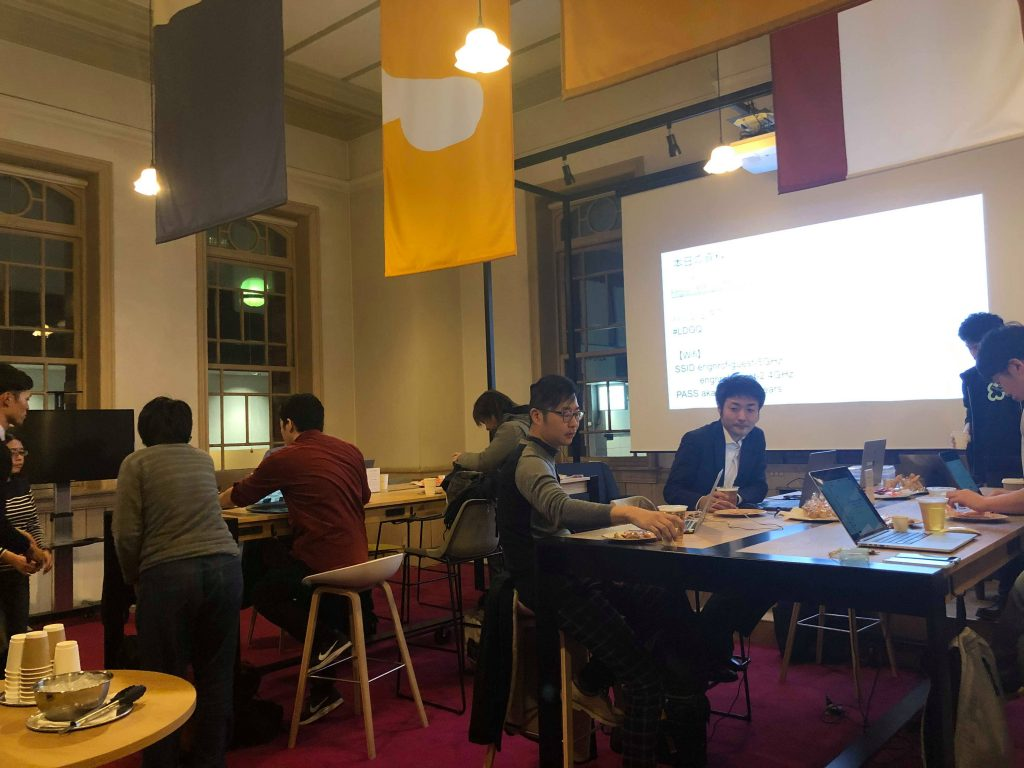 LINE Developer Group Kyushu
