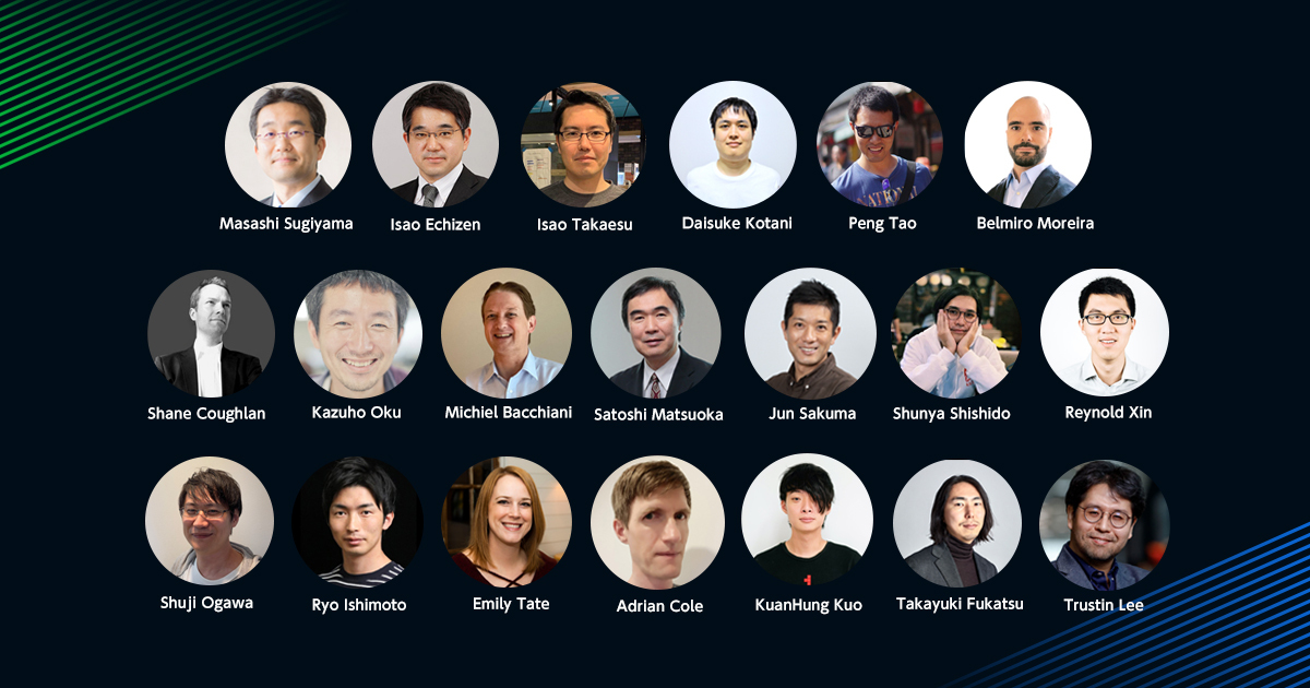 Introduction of guest speakers and their sessions in LINE DEVELOPER DAY 2020 - RapidAPI
